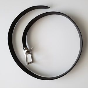 Convertible Black and Brown Belt